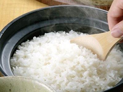 Nấu chín cơm