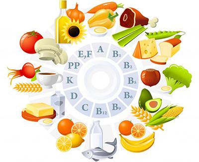 Vitamin là dưỡng chất thiết yếu cho cơ thể của trẻ