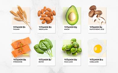 Những loại thực phẩm chứa nhiều viamin B