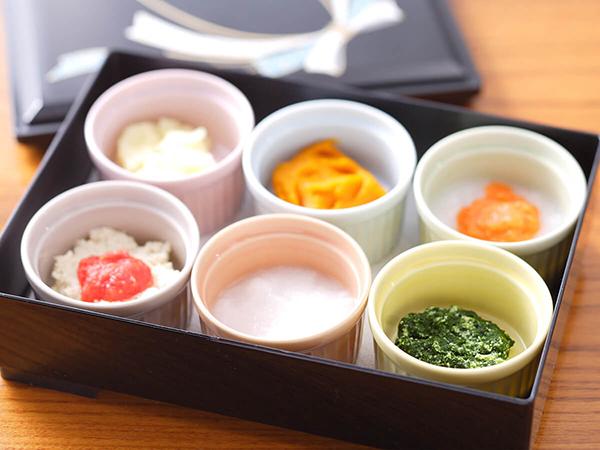 Thực đơn ăn dặm kiểu Nhật