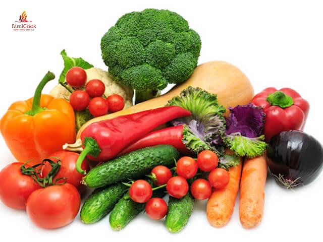 Cách lựa chọn mua rau củ quả tươi
