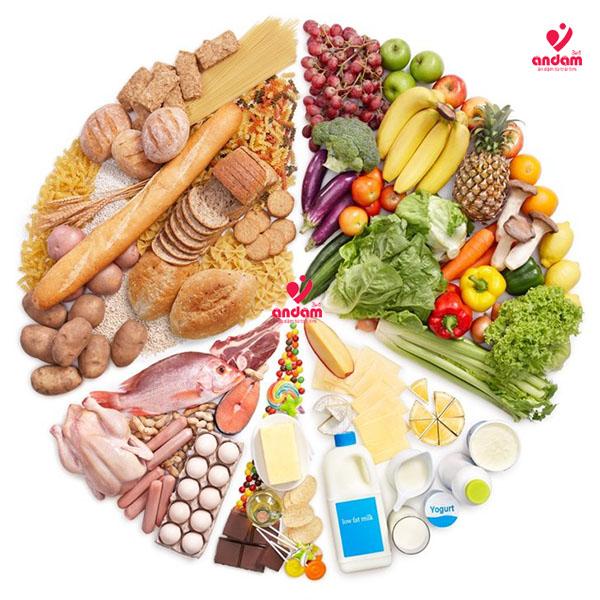4 nhóm chất dinh dưỡng cần thiết cho trẻ