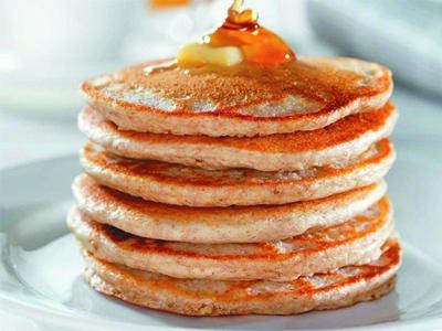 Bánh pancake yến mạch thích hợp cho bé ăn dặm